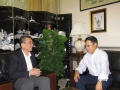 2014-DG Li meeting with Justin Lin