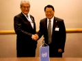 2014-DG and the Vice-President of the Marshall Islands