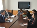 2014-DG met with Evo Morales, President of the Plurinational State of Bolivia