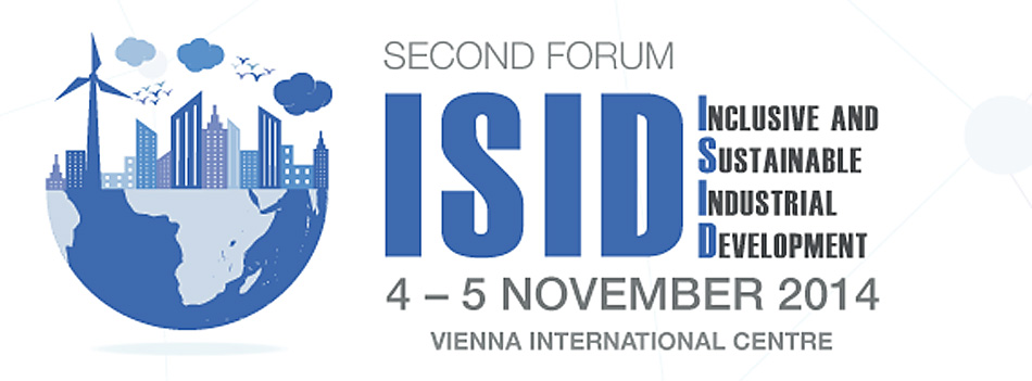 UNIDO's second ISID Forum on partnerships