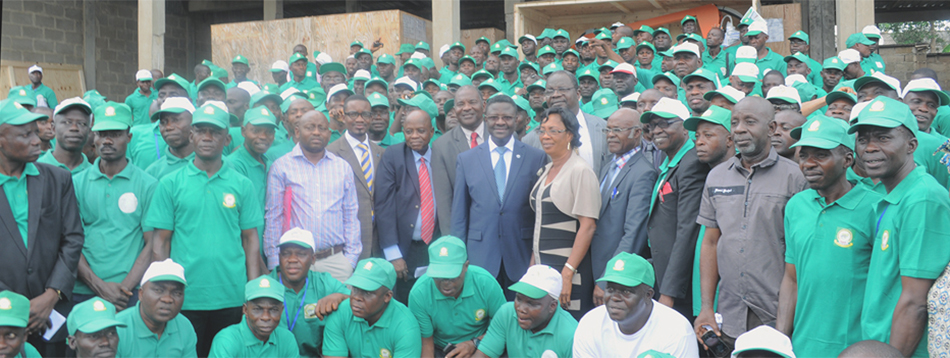 UNIDO provides equipment to help Nigeria phase out ozone depleting substances