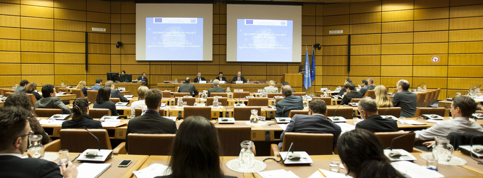 Third EU - UNIDO High Level Review Meeting
