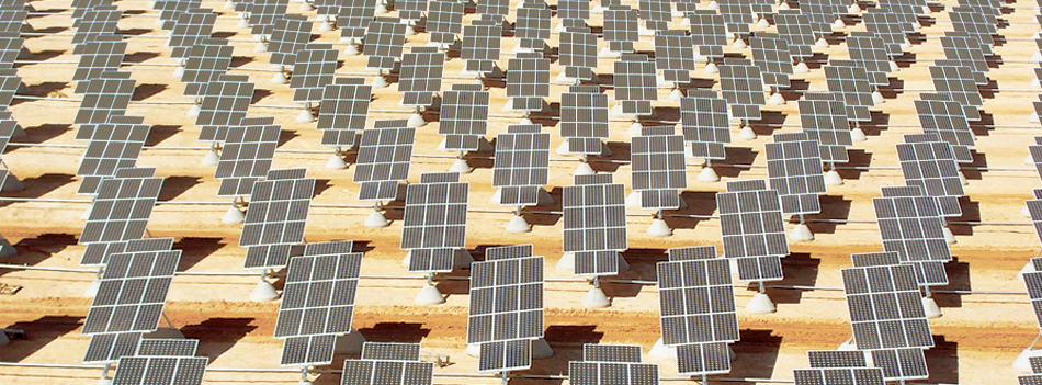 Solar photovoltaic panels: the other side of the story